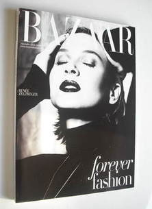 <!--2010-11-->Harper's Bazaar magazine - November 2010 - Renee Zellweger co