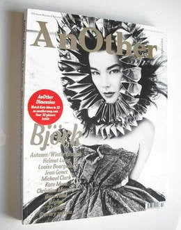 Another magazine - Autumn/Winter 2010 - Bjork cover