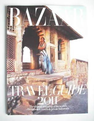 Harper's Bazaar supplement - Travel Guide 2011