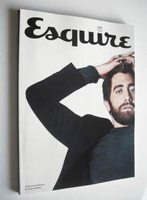 Esquire magazine - Jake Gyllenhaal cover (December 2010 - Subscriber's Issue)
