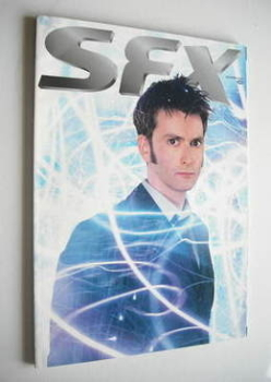 SFX magazine - David Tennant cover (December 2009)