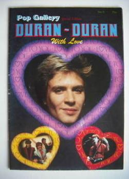 Duran Duran magazine - Pop Gallery Special Edition (No. 5)