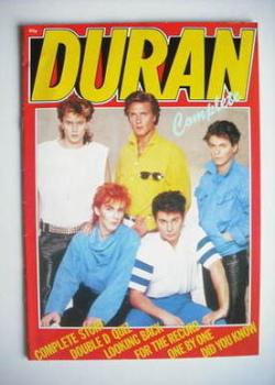 Duran Duran magazine - Duran Complete