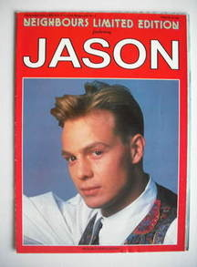 <!--1989-01-->Neighbours Limited Edition magazine - Jason Donovan (No. 2)