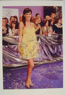 Verity Rushworth autograph
