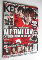 <!--2011-03-05-->Kerrang magazine - All Time Low cover (5 March 2011 - Issue 1353)