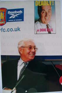 Doug Ellis autograph