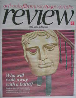 The Daily Telegraph Review newspaper supplement - 12 February 2011