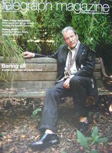<!--2007-09-22-->Telegraph magazine - Lucian Freud cover (22 September 2007