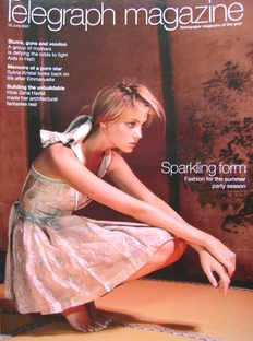 <!--2007-06-16-->Telegraph magazine - Sparkling Form cover (16 June 2007)