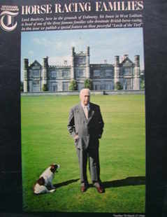 <!--1966-03-25-->Weekend Telegraph magazine - Lord Rosebery cover (25 March