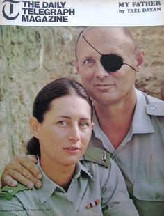 <!--1967-09-01-->The Daily Telegraph magazine - General Moshe Dayan and Yae