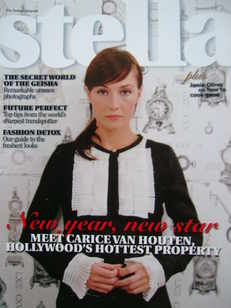 <!--2007-01-07-->Stella magazine - Carice van Houten cover (7 January 2007)