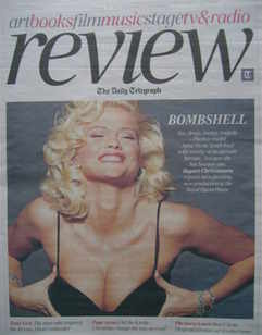 The Daily Telegraph Review newspaper supplement - 29 January 2011 - Anna Ni