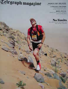 <!--2011-03-12-->Telegraph magazine - James Cracknell cover (12 March 2011)