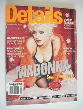 <!--1994-12-->Details magazine - December 1994 - Madonna cover