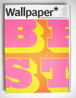 <!--2007-02-->Wallpaper magazine (Issue 96 - February 2007)
