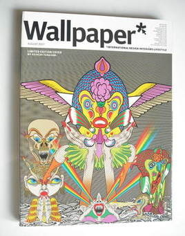 <!--2007-08-->Wallpaper magazine (Issue 101 - August 2007, Limited Edition)