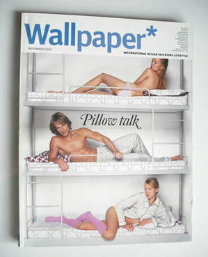 <!--2004-11-->Wallpaper magazine (Issue 73 - November 2004, Limited Edition