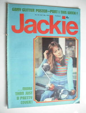 <!--1974-05-18-->Jackie magazine - 18 May 1974 (Issue 541)