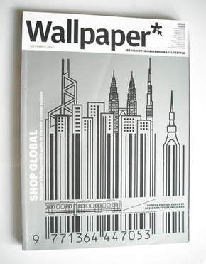 <!--2007-11-->Wallpaper magazine (Issue 104 - November 2007, Limited Editio