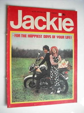 <!--1974-04-20-->Jackie magazine - 20 April 1974 (Issue 537)
