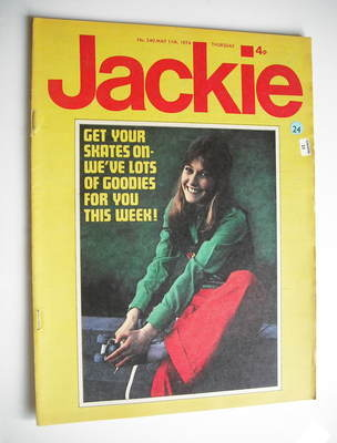 <!--1974-05-11-->Jackie magazine - 11 May 1974 (Issue 540)