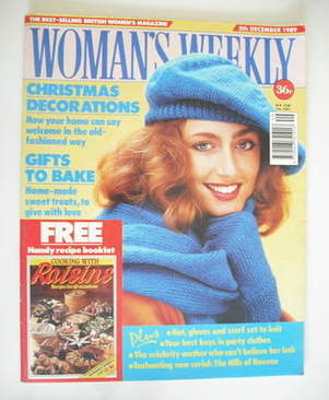 <!--1989-12-05-->Woman's Weekly magazine (5 December 1989)