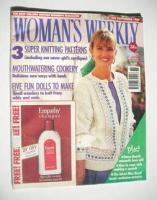 <!--1989-09-12-->Woman's Weekly magazine (12 September 1989 - British Edition)
