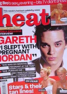 <!--2003-07-19-->Heat magazine - Gareth Gates cover (19-25 July 2003 - Issu