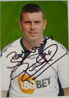 Paul Robinson autograph