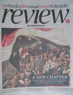 The Daily Telegraph Review newspaper supplement - 5 March 2011