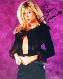 Terri Runnels autograph