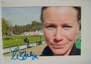Lizzie Greenwood-Hughes autograph