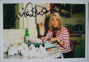 Olivia Colman autograph