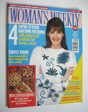 <!--1989-05-23-->Woman's Weekly magazine (23 May 1989 - British Edition)