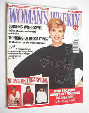 <!--1989-05-16-->Woman's Weekly magazine (16 May 1989 - British Edition)