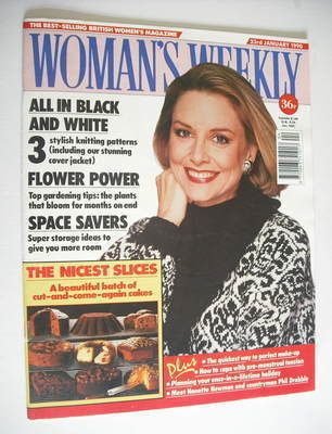 <!--1990-01-23-->Woman's Weekly magazine (23 January 1990)