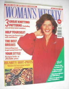 <!--1990-01-30-->Woman's Weekly magazine (30 January 1990)