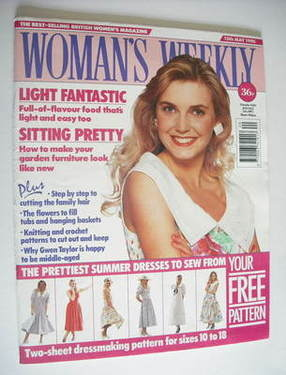 <!--1990-05-15-->Woman's Weekly magazine (15 May 1990)