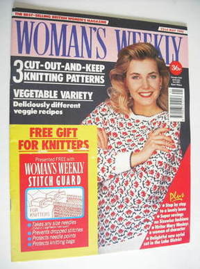 <!--1990-05-22-->Woman's Weekly magazine (22 May 1990)