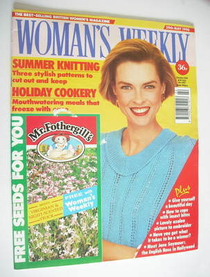 <!--1990-05-29-->Woman's Weekly magazine (29 May 1990)