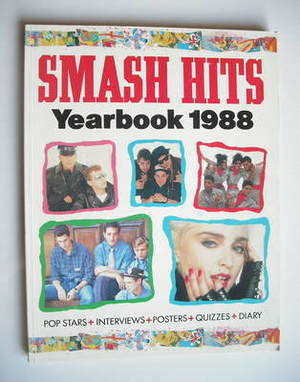 The Smash Hits Yearbook 1988