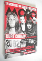 <!--2003-01-->MOJO magazine - Kurt Cobain cover (January 2003 - Issue 110)