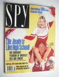 Spy magazine - May 1991 - Madonna and Norman Schwarzkopf cover