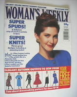 <!--1990-10-09-->Woman's Weekly magazine (9 October 1990)