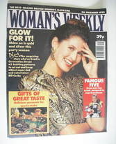 <!--1990-12-04-->Woman's Weekly magazine (4 December 1990)