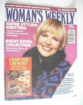 <!--1990-12-11-->Woman's Weekly magazine (11 December 1990)