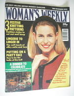 <!--1990-12-18-->Woman's Weekly magazine (18 December 1990)