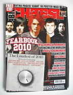Big Cheese magazine - December 2010/January 2011 - Yearbook 2010 cover